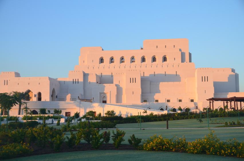 خانه اپرای مسقط 4 - مکان های دیدنی کشورعمان