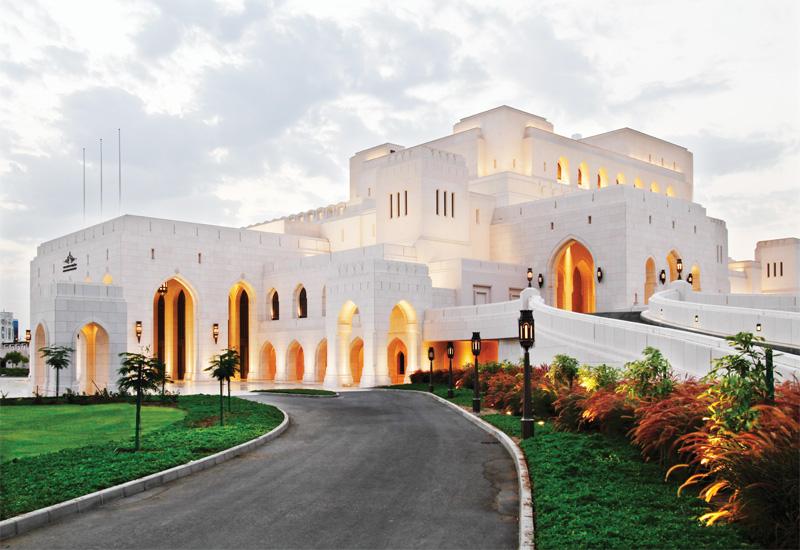 خانه اپرای مسقط 6 - مکان های دیدنی کشورعمان