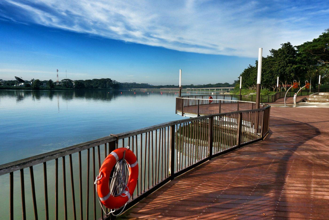 دریاچه ای لوور سلتار سنگاپور - پارک دریاچه ای لوور سلتار سنگاپور