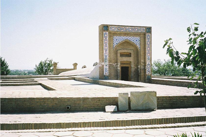رصدخانه الغ بیگ 2 - رصدخانه الغ بیگ سمرقند ازبکستان
