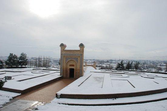 رصدخانه الغ بیگ 3 - رصدخانه الغ بیگ سمرقند ازبکستان