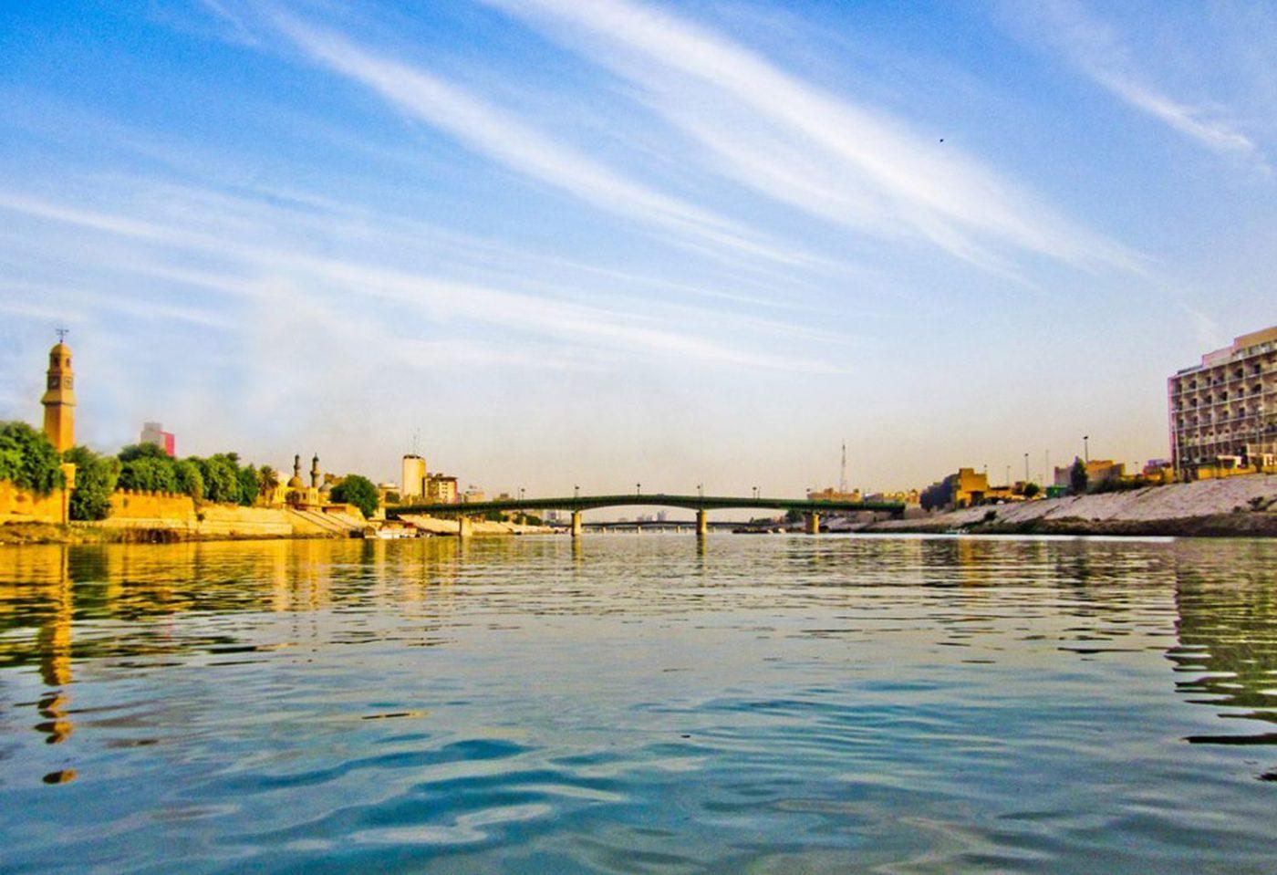 رود دجله 1 - رود دجله سمرقند عراق