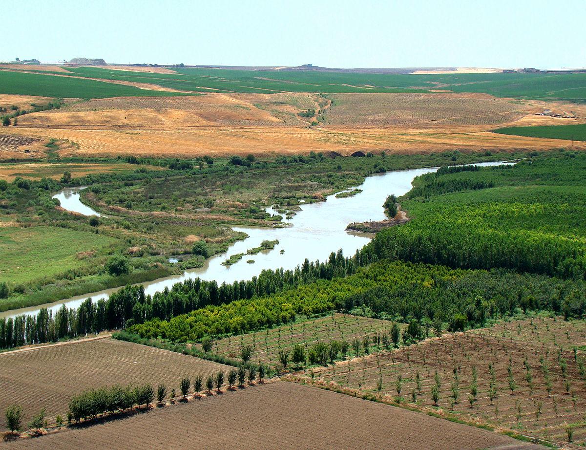 رود دجله 2 - رود دجله سمرقند عراق