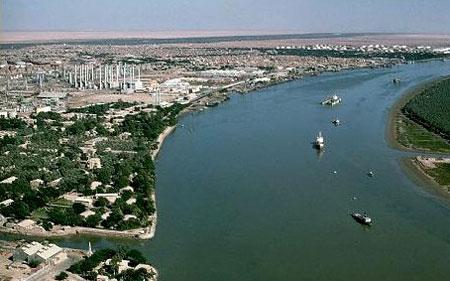 رود دجله 3 - رود دجله سمرقند عراق
