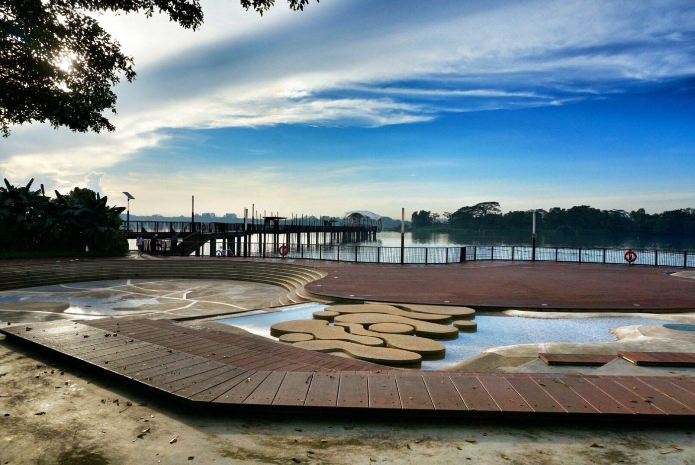 ریاچه ای لوور سلتار 1 1 - پارک دریاچه ای لوور سلتار سنگاپور