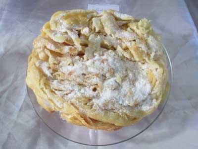 قاتلاما - غذا در کشور ترکمنستان