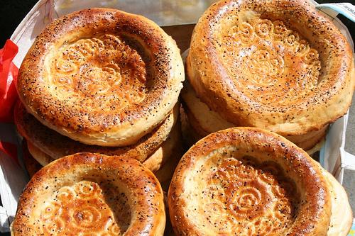 قاوور تماچلی چوروک - غذا در کشور ترکمنستان