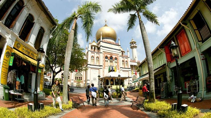 مسجد سلطان سنگاپور - مسجد سلطان سنگاپور