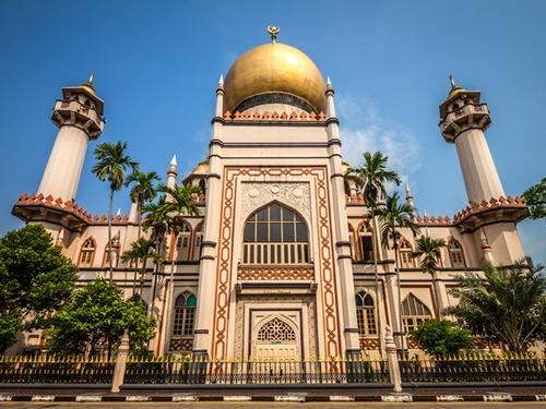 مسجد سلطان - مسجد سلطان سنگاپور