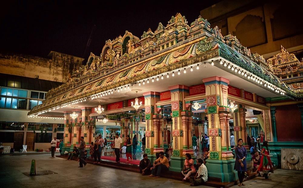 معبد سری ماریامان سنگاپور - معبد سری ماریامان سنگاپور