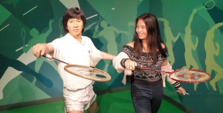 موزه مادام توسو سنگاپور - موزه مادام توسو سنگاپور
