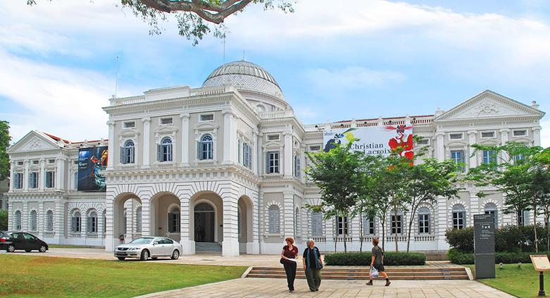 موزه ملی سنگاپور - موزه ملی سنگاپور