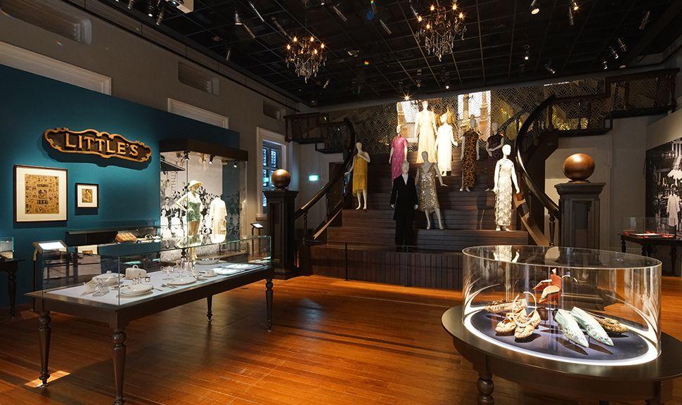 موزه ملی سنگاپور.jpg 3 - موزه ملی سنگاپور