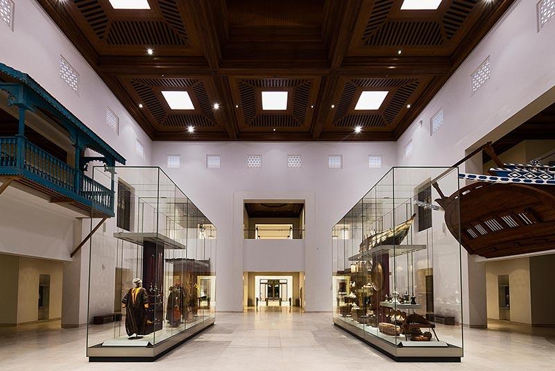 موزه ملی مسقط 8 - مکان های دیدنی کشورعمان