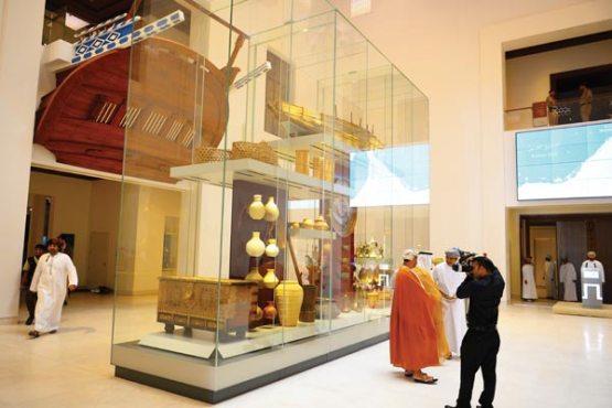 موزه ملی مسقط 9 - مکان های دیدنی کشورعمان