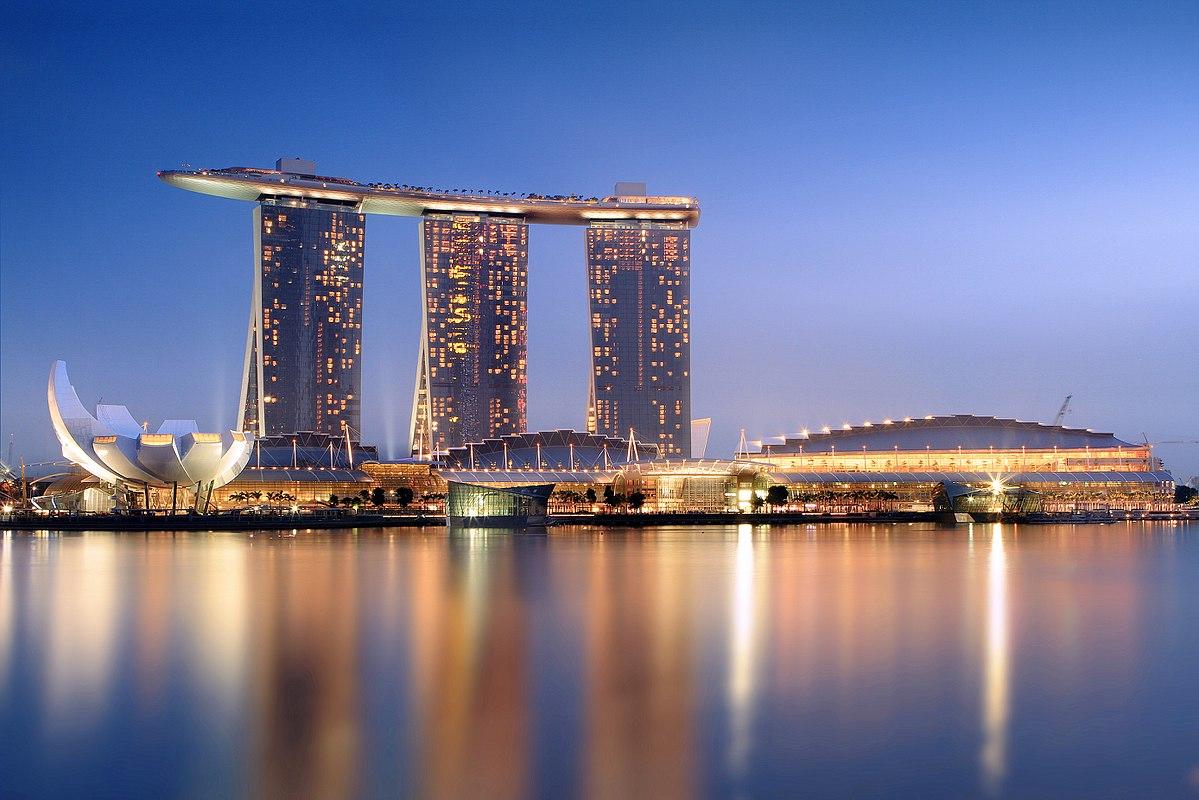 هتل سند بی سنگاپور - تفرجگاه مارینا بی سندز سنگاپور