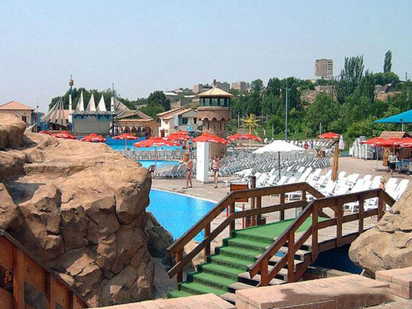 پارک آبی 3 1 - پارک آبی ایروان، ارمنستان