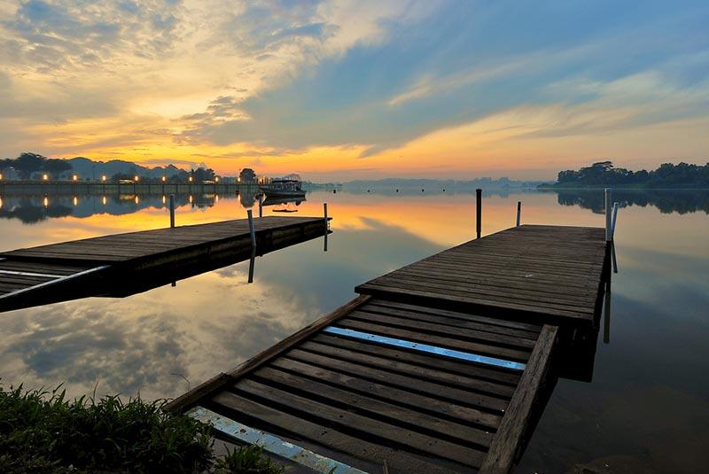 پارک دریاچه ای لوور سلتار سنگاپور 2 - پارک دریاچه ای لوور سلتار سنگاپور