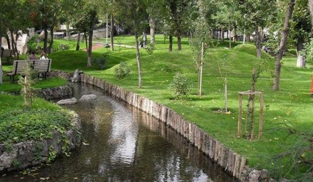 پارک عشاق 6 1 - پارک عشاق ایروان، ارمنستان