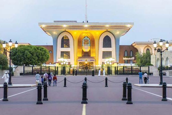 کاخ العالم 2 - مکان های دیدنی کشورعمان