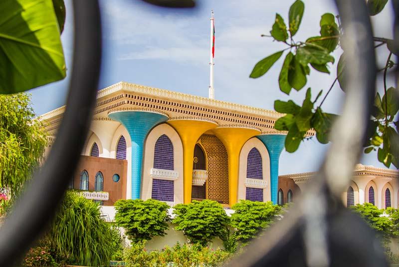 کاخ العالم 4 - مکان های دیدنی کشورعمان