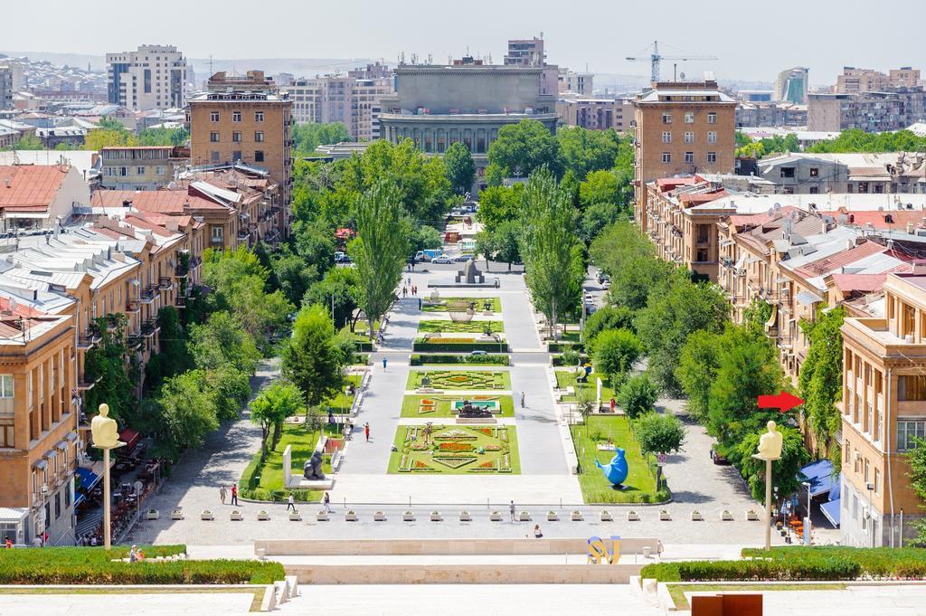 کاسکاد ایروان 2 1 - کاسکاد ایروان ، ارمنستان