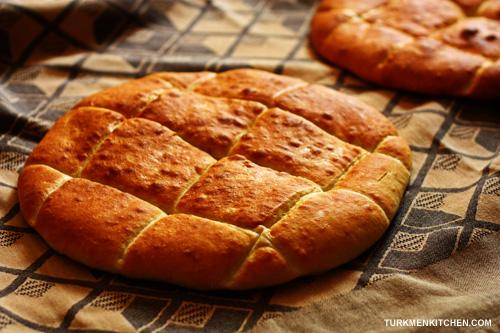 کلچه چوروک - غذا در کشور ترکمنستان