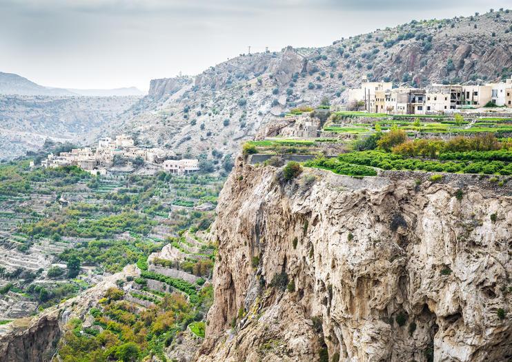 کوه اخضر 3 - مکان های دیدنی کشورعمان