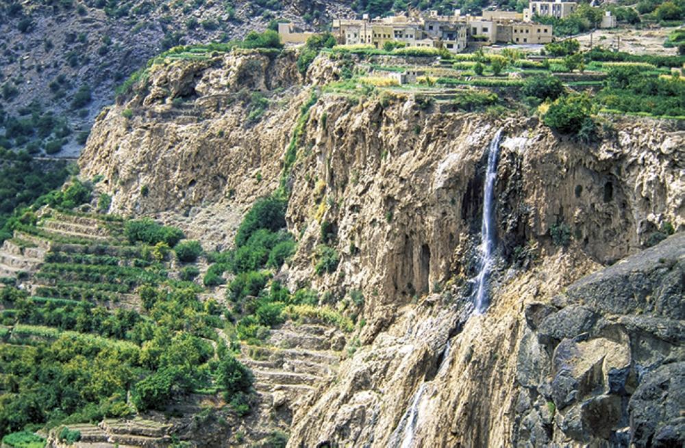 کوه اخضر 4 - مکان های دیدنی کشورعمان