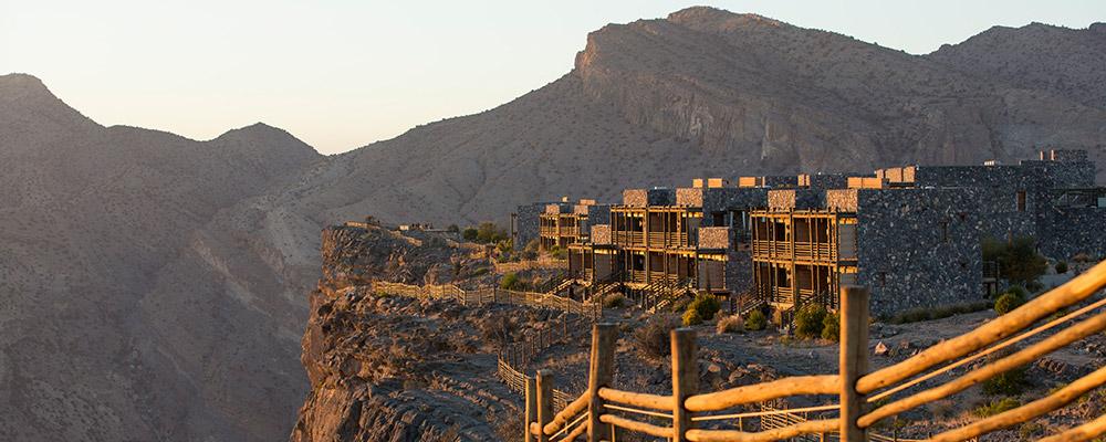 کوه اخضر 6 - مکان های دیدنی کشورعمان