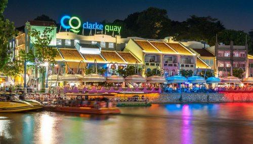 اسکله کلارک سنگاپور