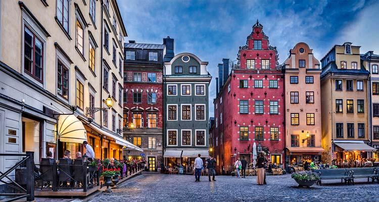 استکهلم سوئد - اقامت کشور سوئد