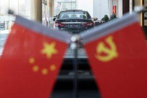 بازار خودرو چین 300x200 - ریزش بیسابقه فروش خودرو در چین