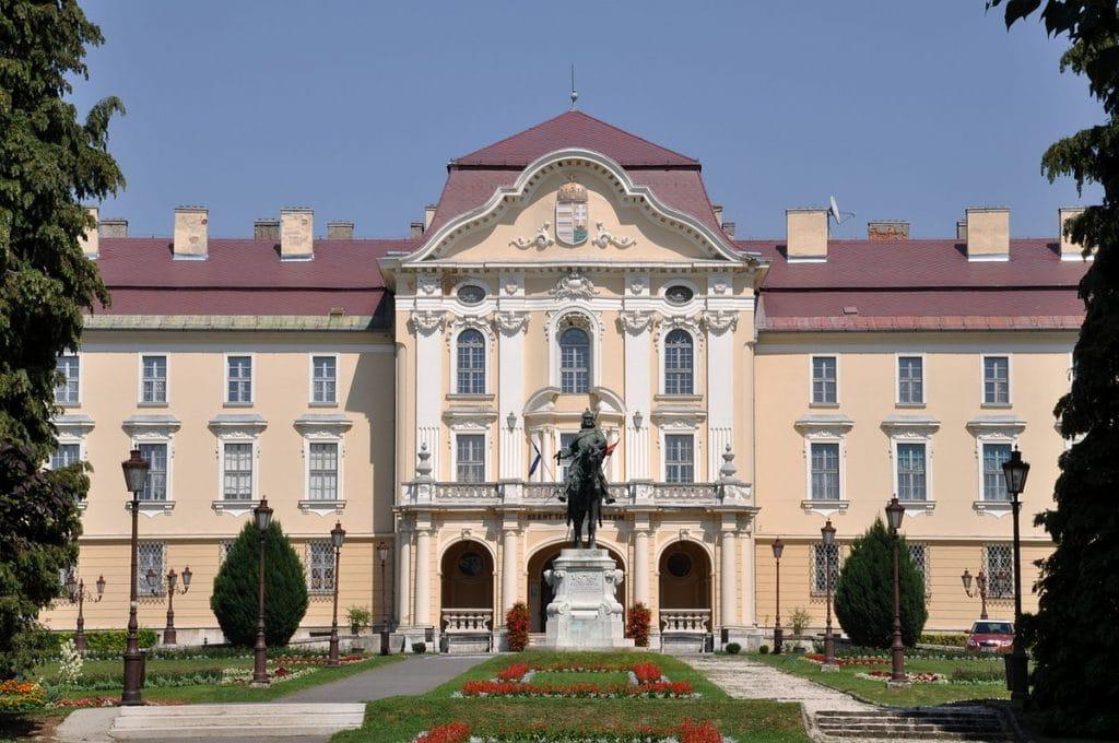 دانشگاه علوم کشاورزی گودولو - تحصیل در مجارستان