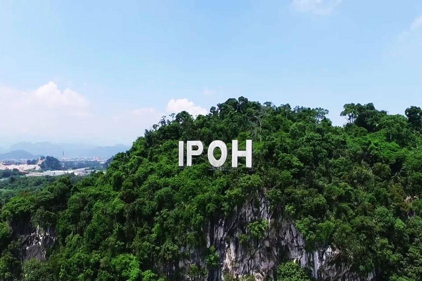 شهر ایپوه در مالزی