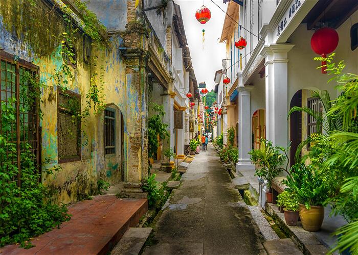 شهر ایپوه 2 - شهرهای مالزی