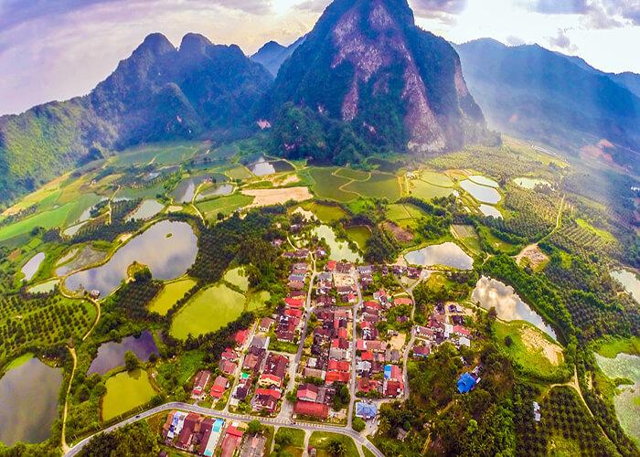 شهر ایپوه 3 - شهرهای مالزی