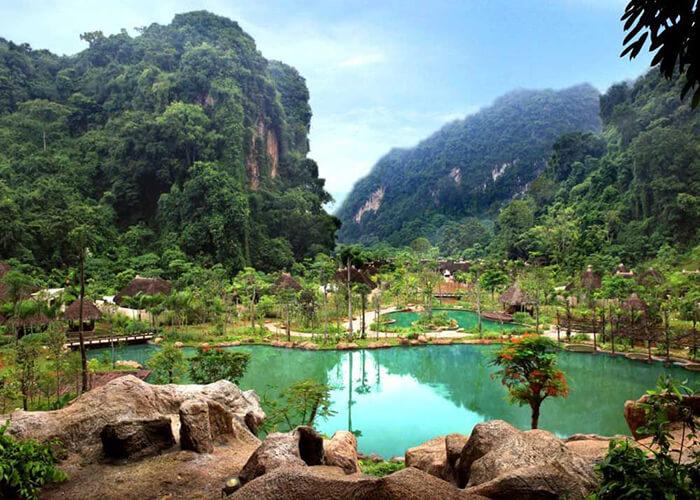 شهر ایپوه 4 - شهرهای مالزی