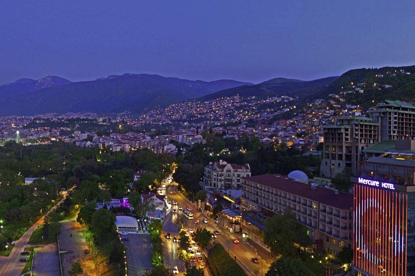 شهر بورسا در ترکیه