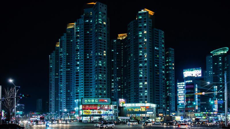 شهر دائگو 1 - شهر دائگو در کره جنوبی