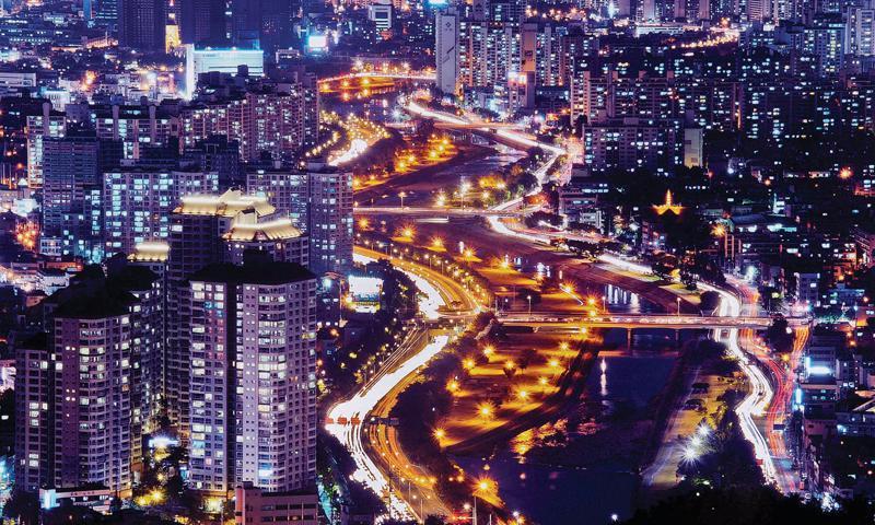 شهر دائگو 2 - شهر دائگو در کره جنوبی