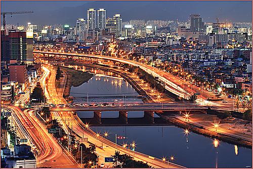 شهر دائگو 3 - شهر دائگو در کره جنوبی