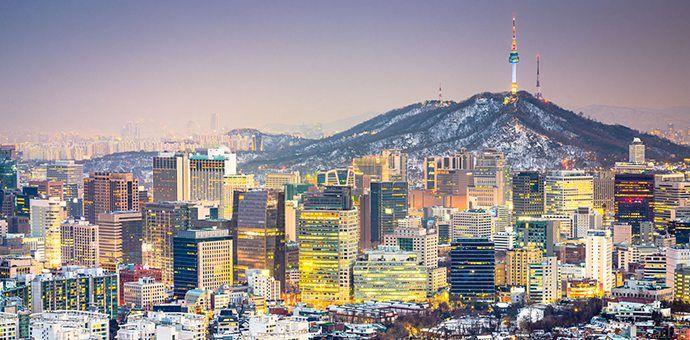 شهر دائگو 7 - شهر دائگو در کره جنوبی