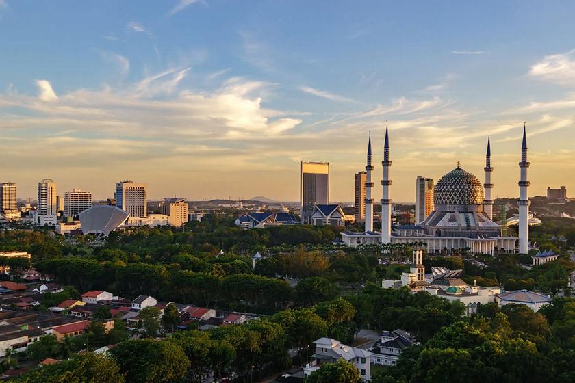 شهر سلانگور در مالزی