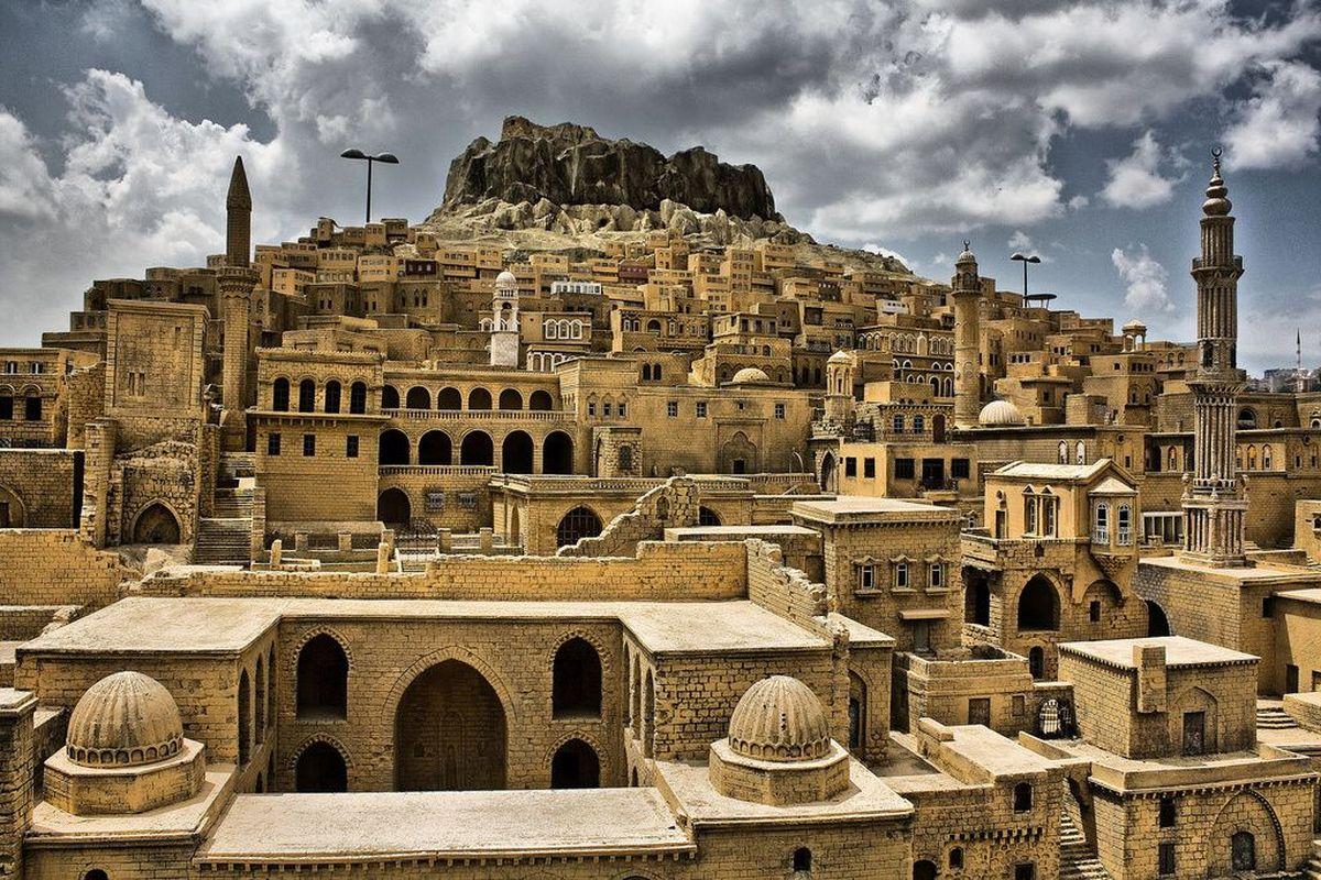 شهر ماردین در ترکیه