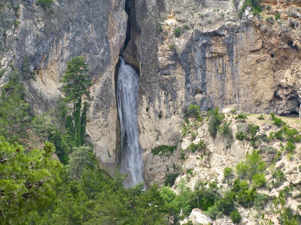 آبشار ایلی سو