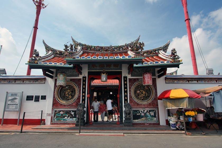 شهر ملاکا 3 - شهرهای مالزی