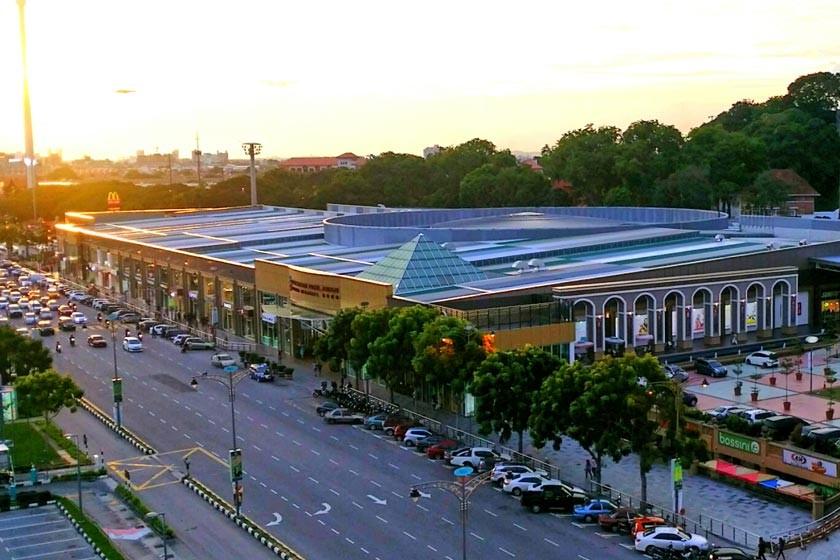 شهر ملاکا 5 - شهرهای مالزی