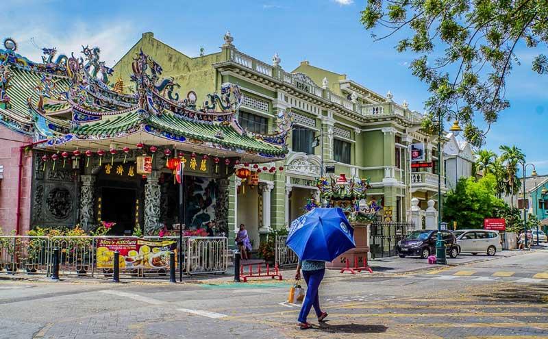 شهر پنانگ 4 - شهرهای مالزی
