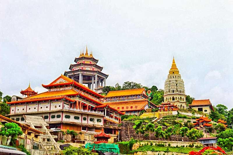 شهر پنانگ 5 - شهرهای مالزی